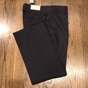 Ann Taylor - Ann Trouser Leg Pants in Deep Navy